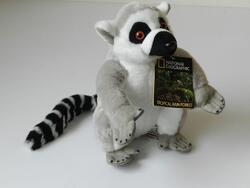 Lemur NG plyš 23cm