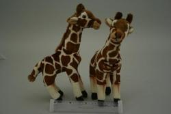 Žirafa plyšová 30cm