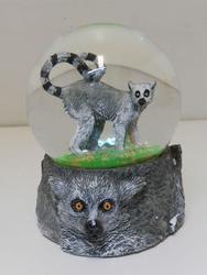 Sněžítko 9cm - lemur(12)