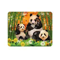 Magnet 3D 7x9cm - panda