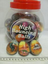 Hopík vejce dino 54mm (24) - 1