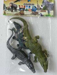 Krokodýli set 3ks, 28cm