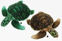 Mořská želva plyš 25cm, 2dr (6)