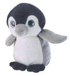 Tučňák mládě plyš 14cm(6)