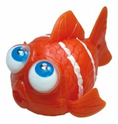Ryba klaun gumová 13cm, kulící očka(12)