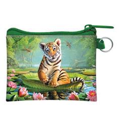 Kapsička 3D 11x8cm - tygr mládě (5)