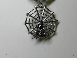 Řetízek s uzávěrem - pavouk - 2