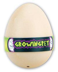 Rostoucí vejce klaun očkatý 7cm (12ks/bal) - 2